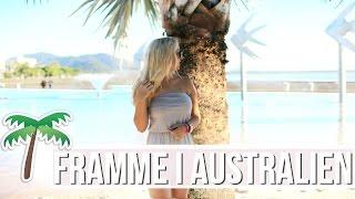 TVÅ FÖRSTA DAGARNA | AUSTRALIEN 2016