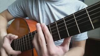 Видеоурок. Разбор на гитаре. Биртурли кыз - Торегали Тореали. Бейнесабак гитарада - Марлен