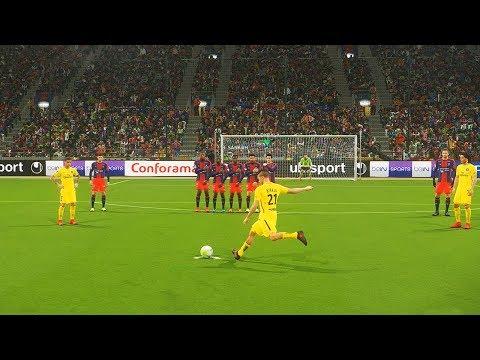 PSG SE PREPARA PARA O MUNDIAL DE CLUBES NO JAPÃO - PES 2018 - MASTER LEAGUE #27