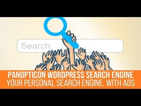 Ads wordpress поиск