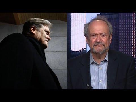 American Prospect Editor Robert Kuttner on His Extraordinary Interview with Steve Bannon