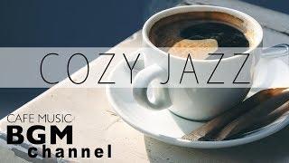 COZY JAZZ - Smooth Jazz Saxophone - Relaxing Background Music
