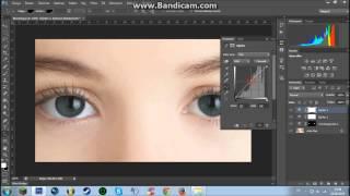 Photoshop - Göz Rengi Değiştirme [Türkçe-Turkish]