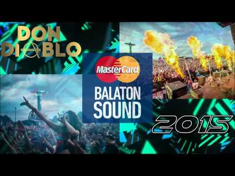 Don Diablo - Live Set @ Balaton Sound 2015 Hungary