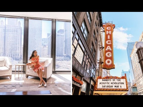 A Tour Of The Most Luxurious Hotel In Chicago: Langham Chicago