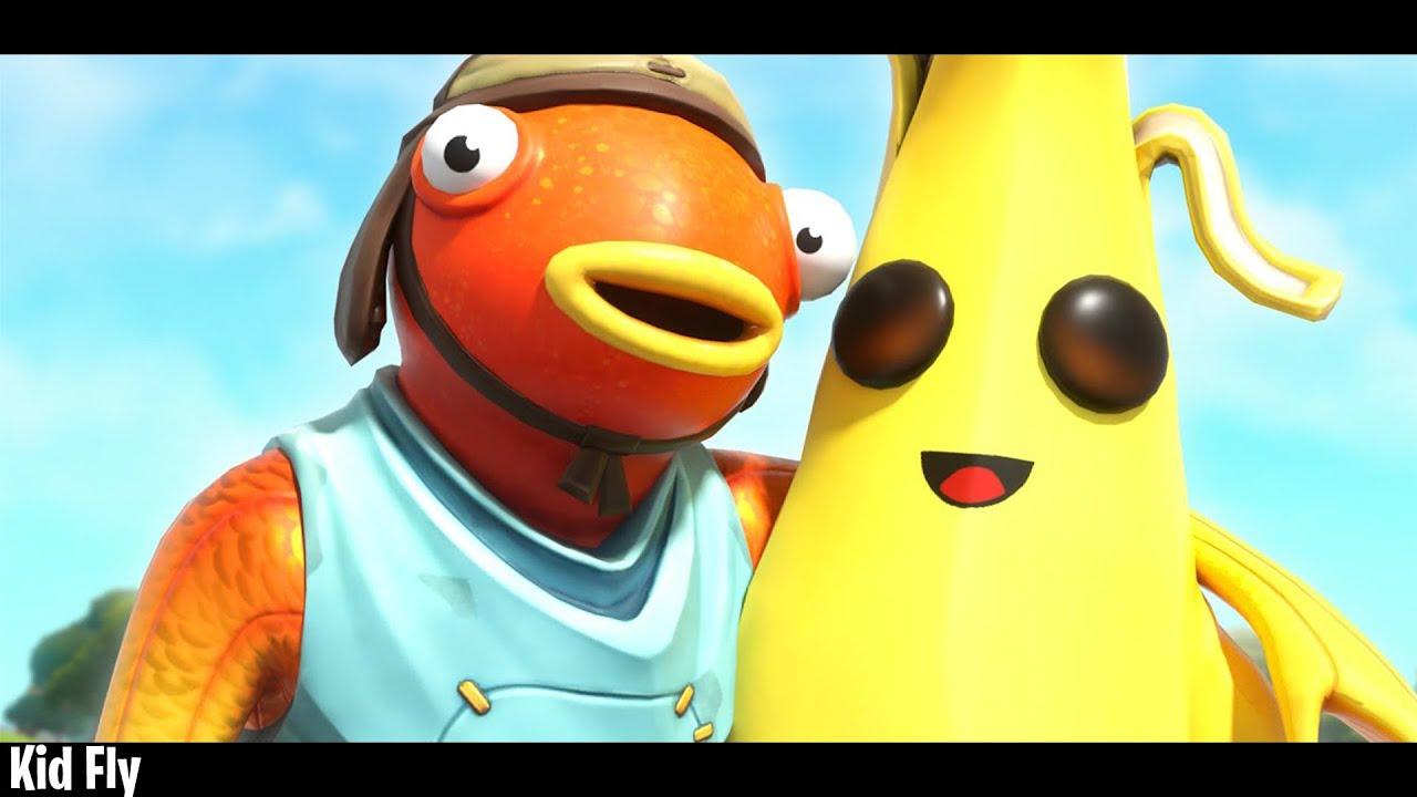 Fish Banana Army Fish Banana Army Song Official Music