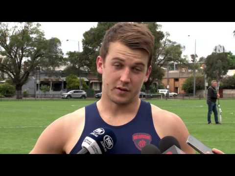 Media conference: Jack Trengove