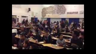 Peres Elementary School- Family Math Night Video