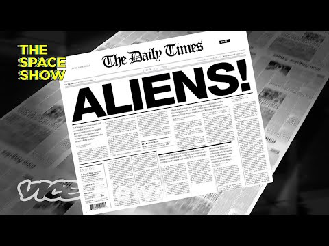 Aliens Are Real, Says Harvard Astronomer