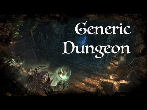 D&D Ambience - Generic Dungeon