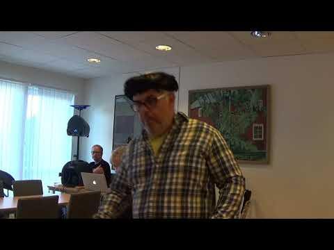Kultureftermiddag December 2019 - Karlsson på taket