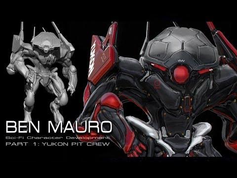Ben Mauro - YUKON PIT CREW: PART 1