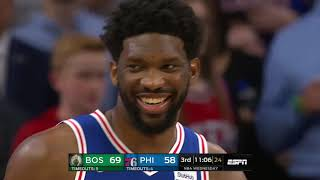 Boston Celtics vs Philadelphia 76ers   March 20, 2019