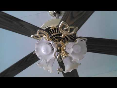 LAST Video Tour of Ceiling Fans Installed in my House (condo/old house)