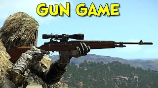 GUN GAME! - Arma 3