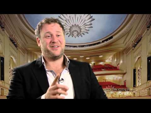 Lucas Meachem - Behind the Voice