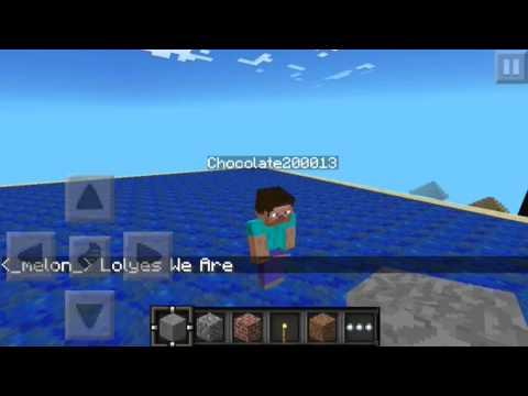Minecraft PE: Ultimate PVP | No Whitelist| 0.7.6 24/7 Server!