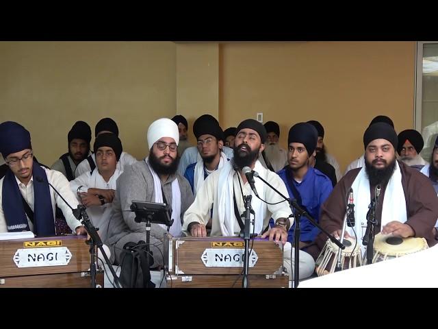 Bhai Dilveer Singh - Thursday Morning NY Smaagam 2017