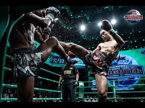 MUAY THAI FIGHTER [Inter Ver ] - วันที่ 13 Jan 2020