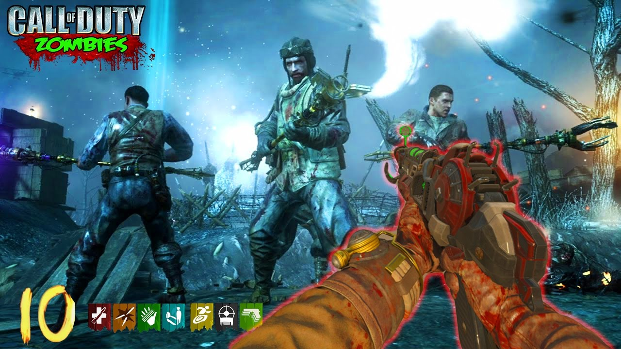Full origins easter egg on xbox one black ops 2 xbox - Black ops 2 origins walkthrough ...