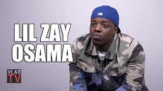 Lil Zay Osama Details Getting Shot in the Chest at 15, Sentenced to Juvenile Life at 16  (Part 3)