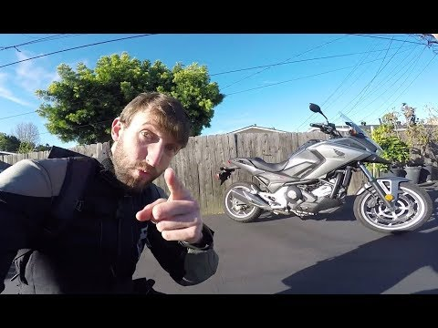 2017 Honda NC700X DCT Review | MC Commute