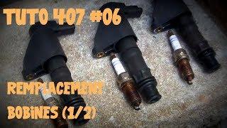 Tutoriel 407 #06 Remplacement bobines V6 essence (1 sur 2)