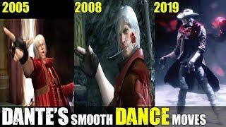 DMC 5 - Super Dante Gets The Faust Hat & Dances Like Michael Jackson