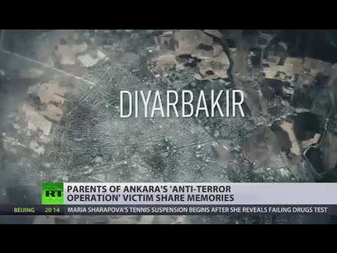 'City of Dead and Missing': EXCLUSIVE look at mostly Kurdish Diyarbakir