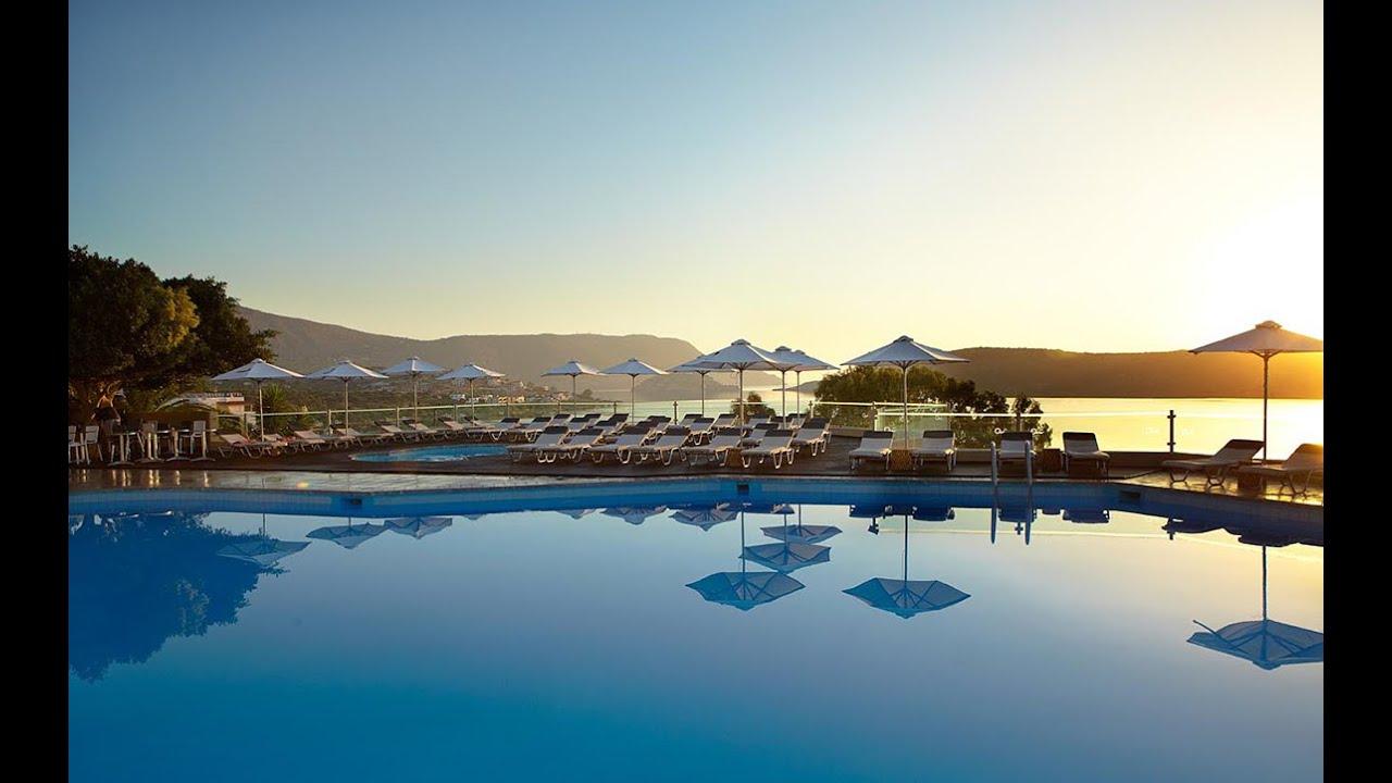 discover sentido elounda blu in crete greece voyage priv uk youtube. Black Bedroom Furniture Sets. Home Design Ideas
