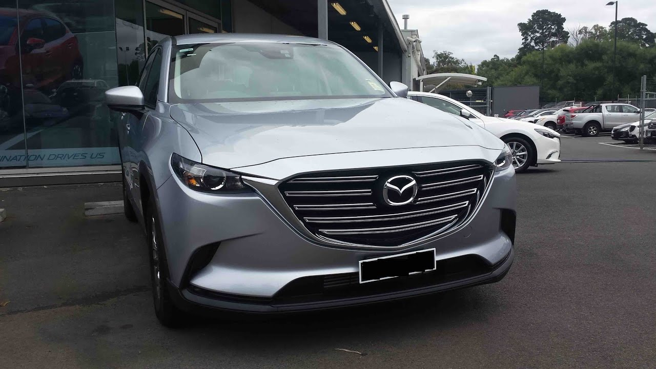 2017 mazda cx-9 in depth tour exterior and interior - youtube