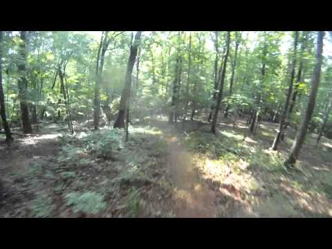 Little Brown Jug Enduro 2013  First section