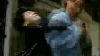 YES MADAM 5 (Hong Kong; 1996) Chung Fat Alley Fight