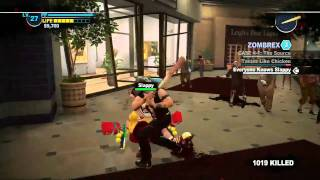 Dead Rising 2 - Everyone Knows Slappy Psychopath Guide