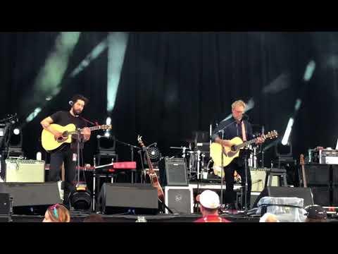 Anders Osborne with Jackie Greene - Flat Earth - Peach Music Festival 2018