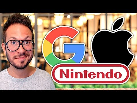 Grosse conférence Apple, Google et Nintendo se rapprochent, Horizon Zero Dawn 2 en route ? thumbnail