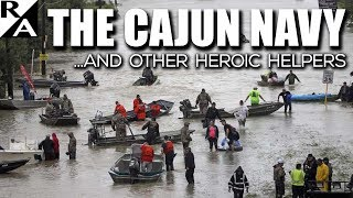 Right Angle - The Cajun Navy and Other Heroic Helpers - 09/01/17