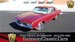 1970 Oldsmobile Cutlass Supreme, Gateway Classic Cars Scottsdale #344