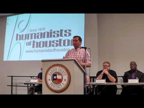 Larry Decker Executive Director Secular Coalition for America @ Humanists of Houston June 2016