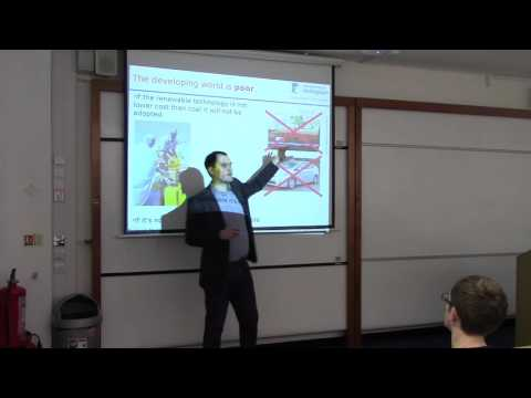 Introduction to solar energy and solar cells lecture 17/02/2015