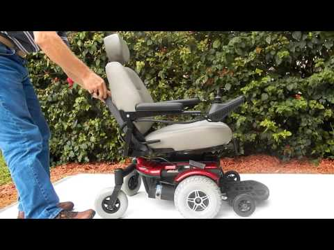 Pride Mobility Jet 3 Ultra OnBoard Charger by Marc'sMobility