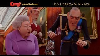 Corgi, psiak królowej - Zwiastun PL (Official Trailer)