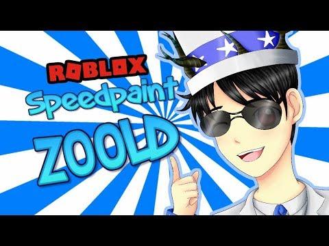 [ROBLOX Speedpaint] - Z00LD