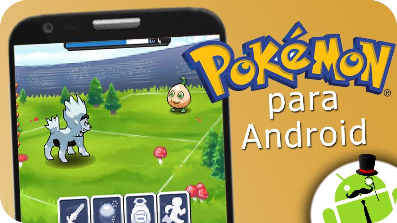 Pokemon Para Android Sin Emuladores Gratis Y Espanol Fakemon
