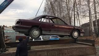 Реставрация Honda Legend 1990 (coupe)