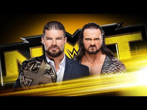 Download NXT Takeover Brooklyn III - NXT Championship Match - Drew McIntrye Vs Bobby Roode