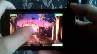 Dark Arcana: The Carnival on BlackBerry Z10 GamePlay Sneak Peek | Juegos Misteriosos