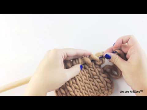 Lerne Italienisch Abketten We Are Knitters Youtube