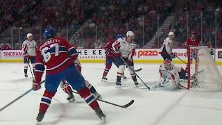 Pacioretty scores off nice tic-tac-toe play with Drouin and others