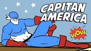 Capitán América   Destripando la Historia   CANCIÓN Parodia